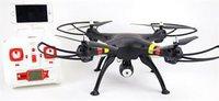 Syma X8W WiFi Quadrocopter schwarz