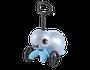 Micro Mobility Microlino mit Luftsitz blau