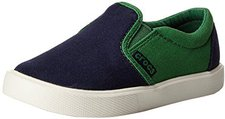 Crocs Kids CitiLane Slip-on navy/kelly green