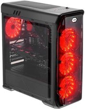 LC-Power Gaming 988B - Red Typhoon
