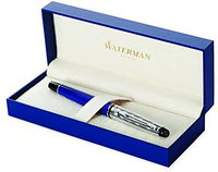 Waterman Expert Deluxe Blue Rollerball CT (1904592)