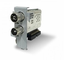 Octagon DVB-C/T2 Hybrid Tuner für SF 228 E2 HD Kabel