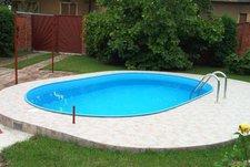 my pool Trend Oval 500 x 300 x 120 cm mit Sandfilter (43311)