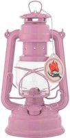 Feuerhand Petroleumlampe Sturmlaterne (hellrosa)