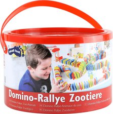 Small Foot Design Domino-Rallye Zootiere (4248)