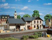 Auhagen 11362 - H0 Bahnhof Oberrittersgrün