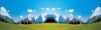 Faller 180513 - Hintergrund Karwendelgebirge
