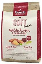 bosch Tiernahrung Soft Maxi Wildschwein & Süßka...