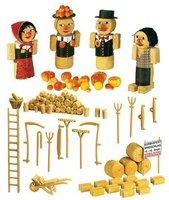 Faller 180560 - Strohballen- Figuren