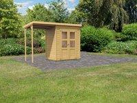 Spar-Set: Gartenhaus