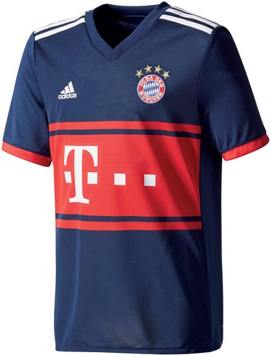 Adidas Fc Bayern München Auswärtstrikot Kinder 20172018 Günstig