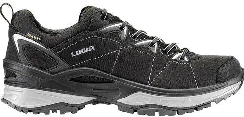 Lowa Damen Trekking-Schuh Ferrox GTX Low Ws schwarz / grau Finden Große Zum Verkauf Steckdose Modische Spielraum Original JWvjHGO2u