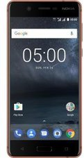 Nokia 5 Dual Sim kupfer ohne Vertrag