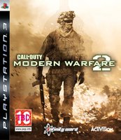 Call of Duty 6 Modern Warfare 2 (PS3)