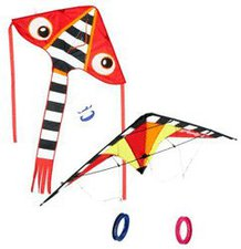 Knoop Kites Lenkdrachen