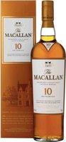 Macallan Sherry Oak 10 Years