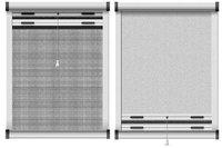 Schellenberg Insektenschutz- und Verdunkelungs-Rollo für Dachfenster 70x140 cm