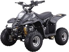 Luxxon Kinderquad Youngster 50 ccm schwarz