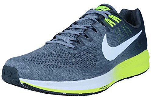 7aadbd2df6b70 Nike Air Zoom Structure 21 cool grey anthracite volt white günstig