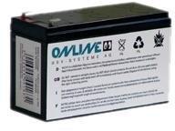 ONLINE USV Ersatzbatterie für Yunto Q 450 oder 700