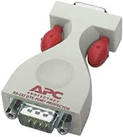 APC ProtectNet for Serial RS232 lines female to male