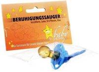 Dr. JUNGHANS BERUHIGUNGSSAUGER Kirschf.Lat.0-6 M.blau 1 St