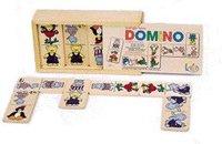 goki Dominospiel Lustige Tiere