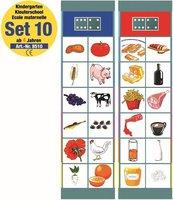 Oberschwäbische Magnetspiele Set 10: Kindergarten