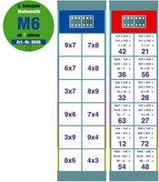 Oberschwäbische Magnetspiele Set M6: Mathematik 2. Klasse