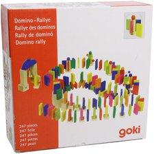 goki Domino-Rallye