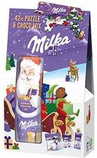 Milka Weihnachts Schokolade