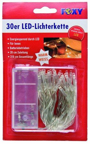 LED Innen Lichterkette