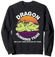 Dragon Sweater Herren