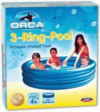 Fun Company Pool mit 3 Ringen 125 cm