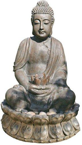 buddha brunnen schon ab 9 95 auf online kaufen. Black Bedroom Furniture Sets. Home Design Ideas