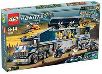 LEGO 8635 Agents Mission 6 Mobile Kommandozentrale