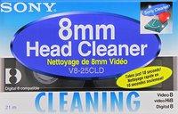 Sony V8-25CLD Reinigungskassette
