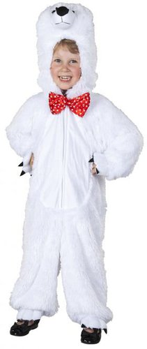 Eisbär Kinderkostüm
