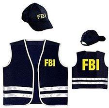 FBI Agent Kostüm
