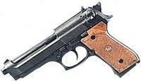Edison 13 Schuss Pistole Parabellum