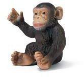 Schleich Schimpansen-Kind
