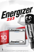 Energizer EL 223 AP Lithium 6,0V