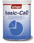 Milupa Basic Cad Pulver 400 g
