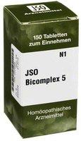 Iso-Arzneimittel Jso Bicomplex Heilmittel Nr. 5 Tabletten (150 Stk.)