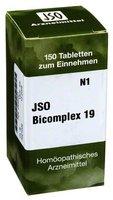 Iso-Arzneimittel Jso Bicomplex Heilmittel Nr. 19 Tabletten (150 Stk.)