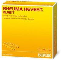 Hevert Rheuma Hevert Injekt Ampullen (100 x 2 ml)