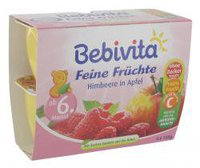Bebivita Feine Früchte Himbeere in Apfel