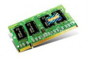 Transcend 2GB SO-DIMM DDR2 PC2-4200 CL4