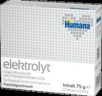 Humana Elektrolyt mit Fenchelgeschmack
