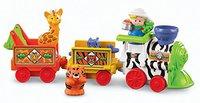 Mattel Little People - Musikalischer Tierzug